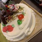 とんでもなくまずいクリスマスケーキ